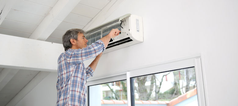 Blythe Heating, Cooling & Refrigeration is your local ductless split system specialist! Call us today for any ductless system service or repair you need!